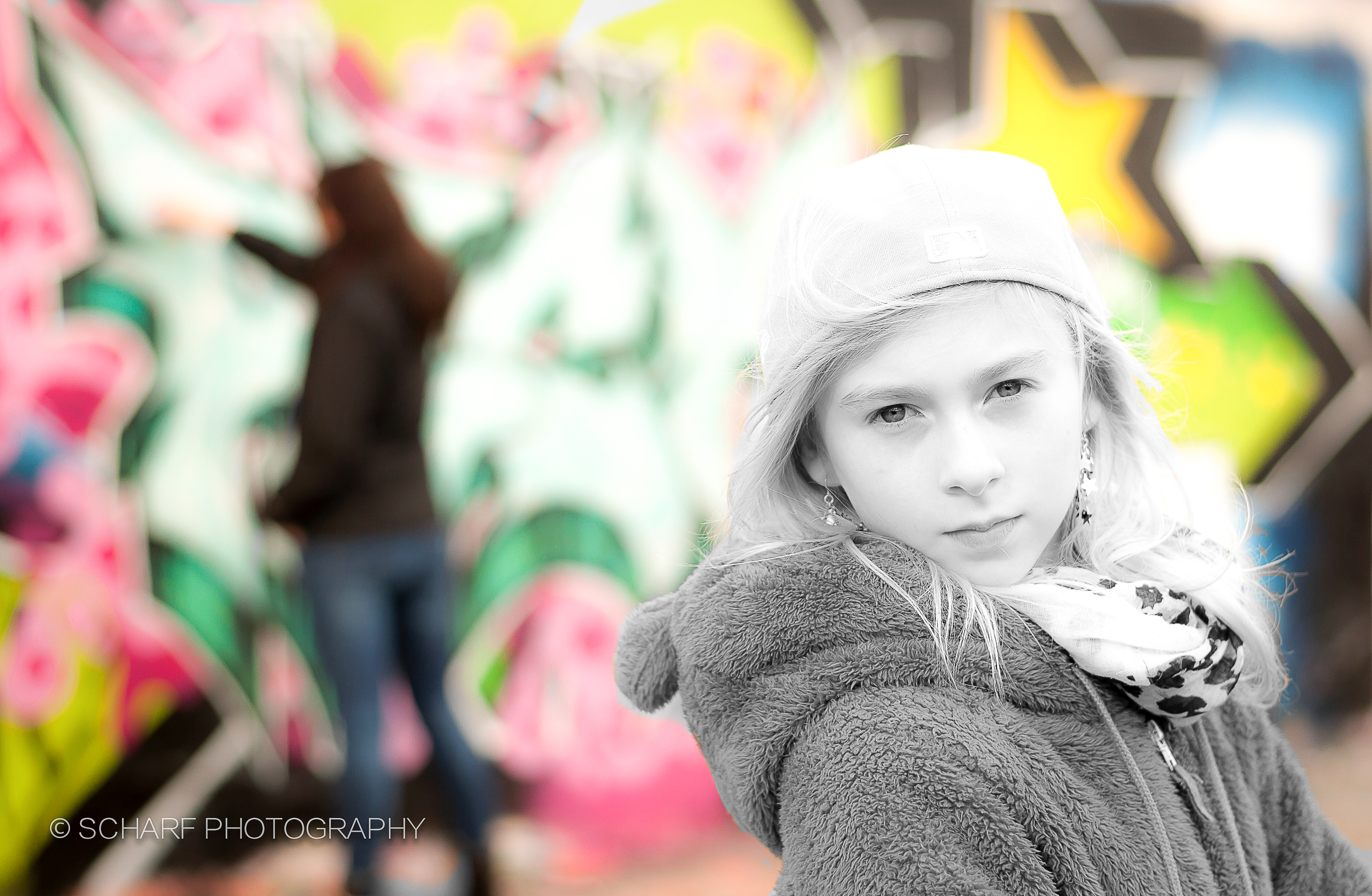 Graffity-Photoshooting