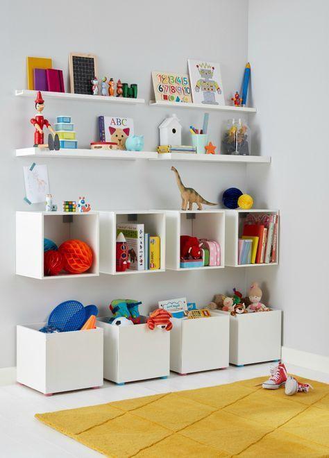 organised playroom