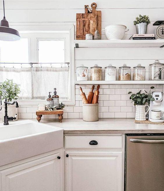 Organised Kitchen - Homefulness