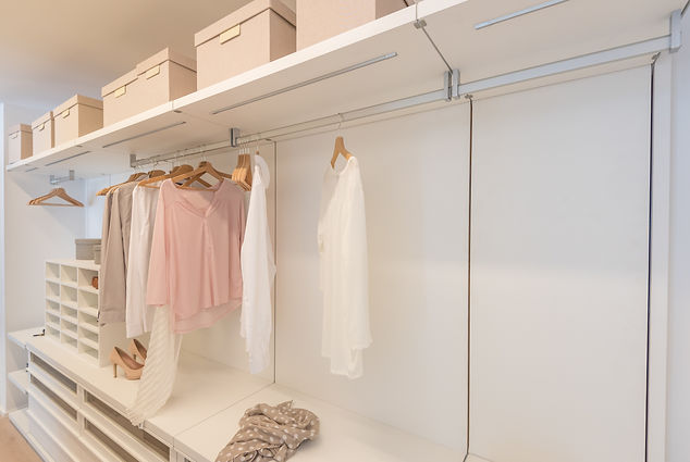 Organised laundry room - Homefulness