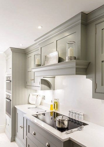 Organised Kitchen - Electric stove - Homefulness