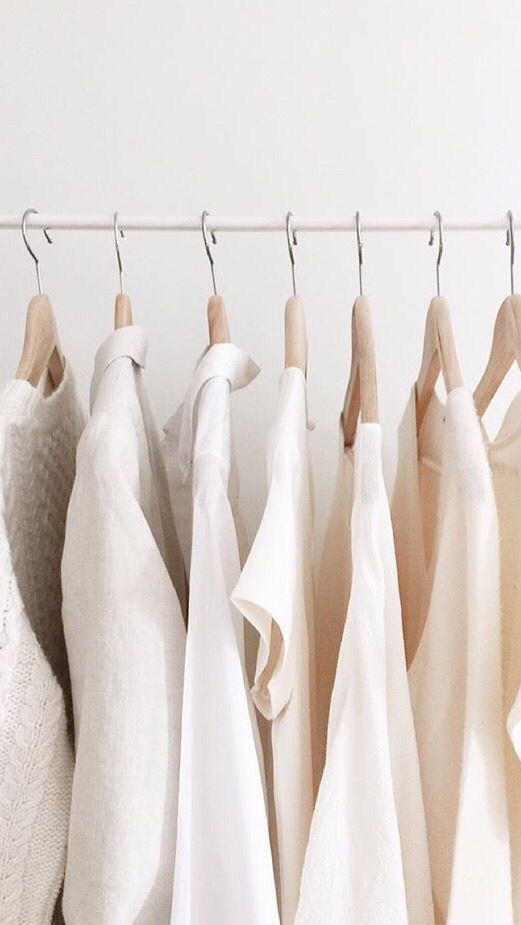 Organised clothes - Homefulness