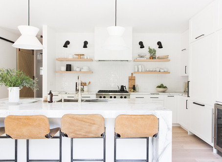 Create and organise a welcoming kitchen