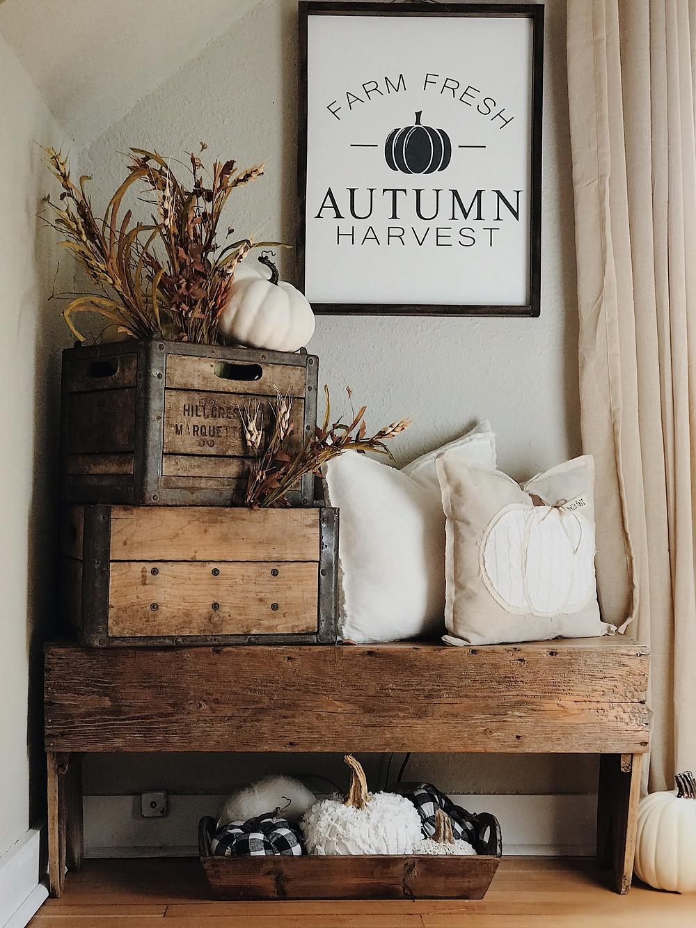 Cosy autumn vibe - Homefulness