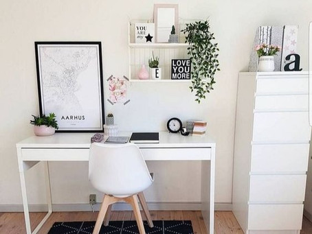 How to design and organise a home office