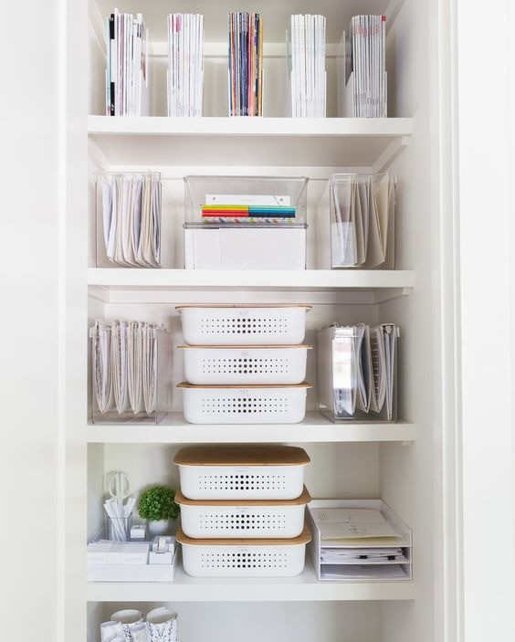 Organised paperwork - Homefulness
