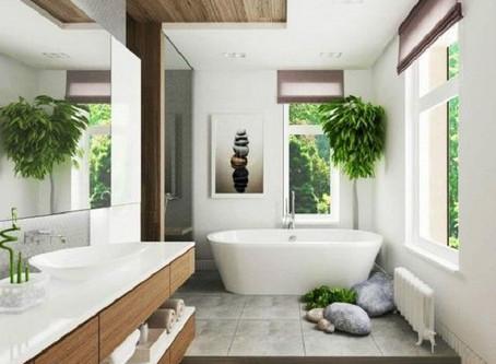 Give your bathroom a spa feel