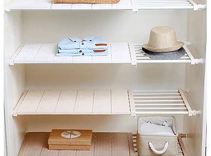 Wardrobe organisation by homefulness