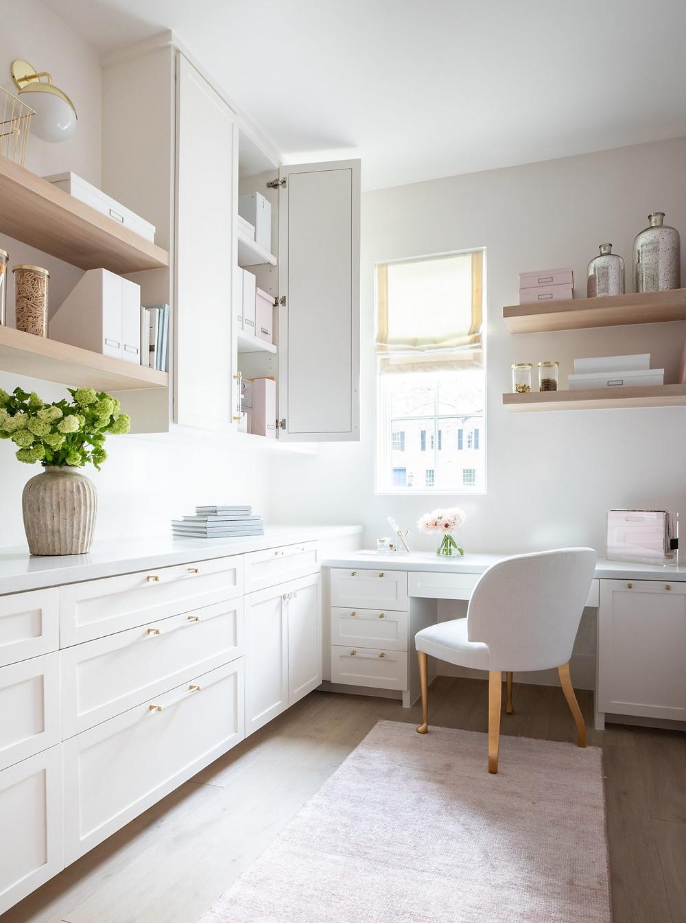 Homefulness - Organised home office