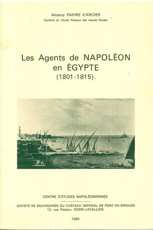 Les agents de Napoleon en Egypte