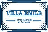 Villa Emile, Location meublee tourisme
