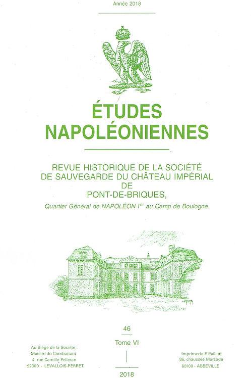 Etudes Napoléoniennes N°46