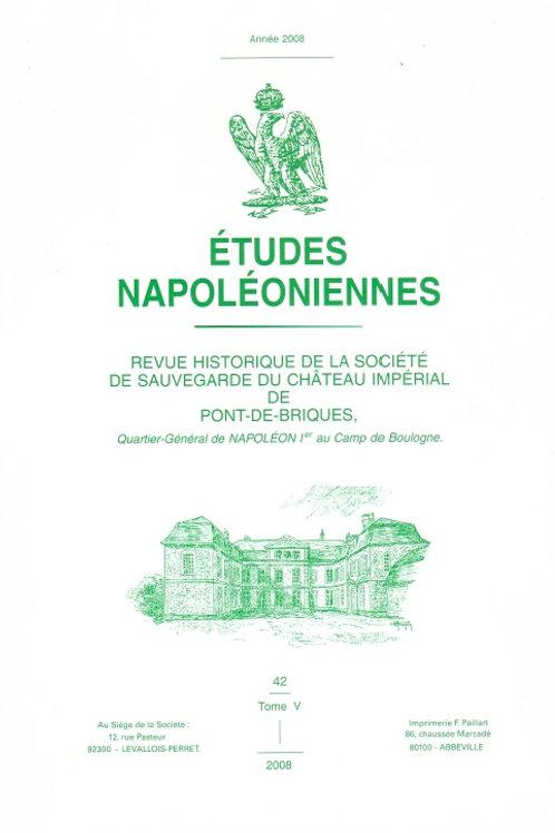 Etudes Napoleoniennes N°42