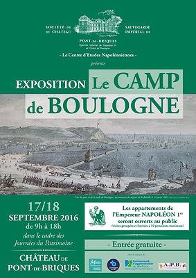 JDP2016 Affiche A3 Exposition Camp de Bo