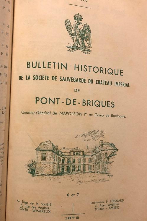 Etudes Napoleoniennes N°06 et 07