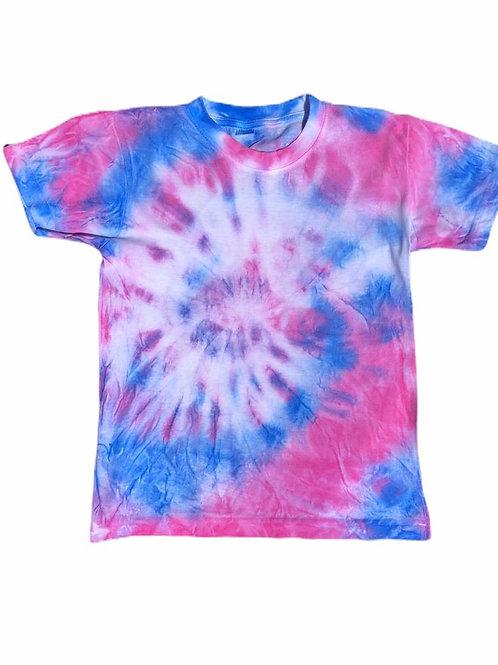 Tie Dye Swirl 2 kleur