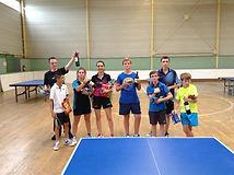CAM Bordeaux tennis de table