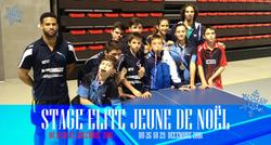 Stage Elite-Jeunes