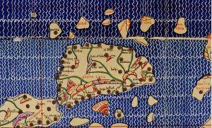 Tabula Rogeriana di Idrisi (1140)