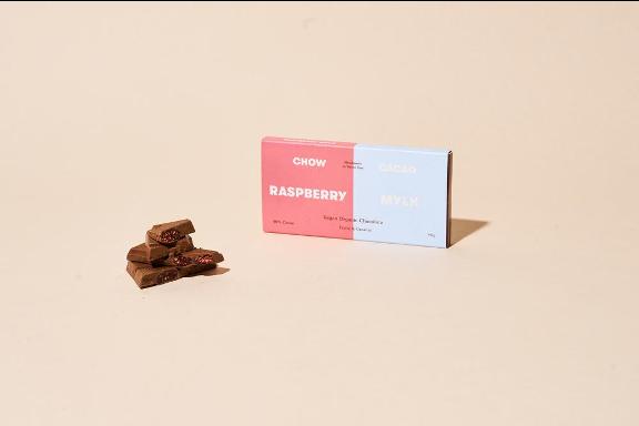 Chow Cacao - Raspberry Mylk