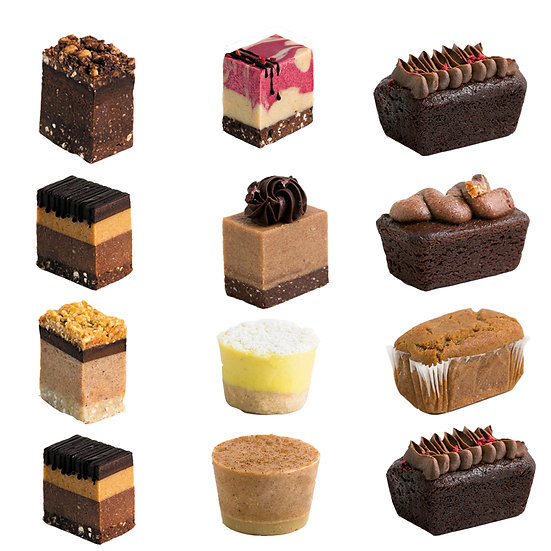 Dessert Pack - 12 Piece