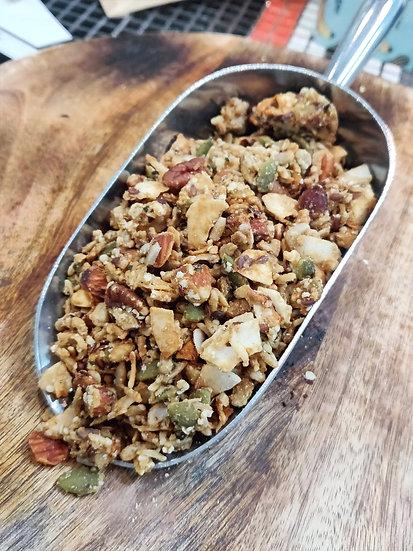 Gluten Free Paleo Prebiotic Granola