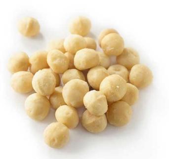 Organic Roasted Unsalted Macadamias