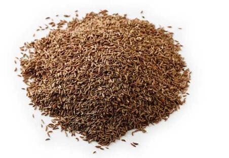 Organic Caraway Seeds - 100g