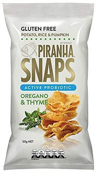 Piranha Snaps
