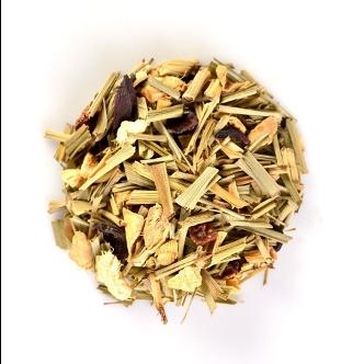 Organic Lemongrass & Ginger Loose Leaf Tea - 100g