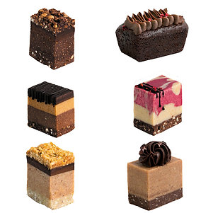 Dessert Pack - 6 Piece