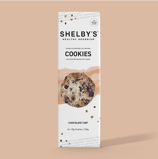 Shelby's - Chocolate Chip Cookies