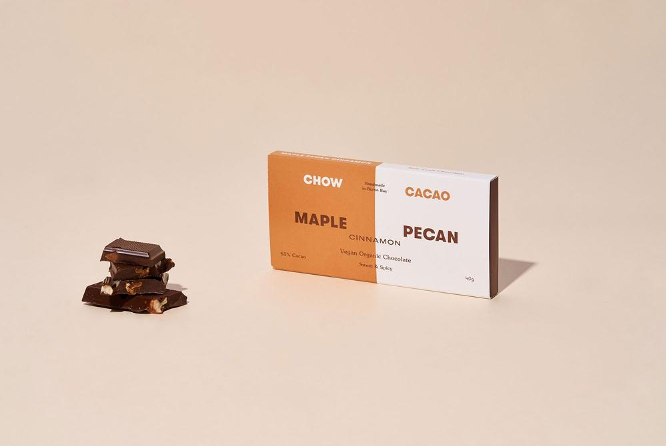 Chow Cacao - Maple Pecan