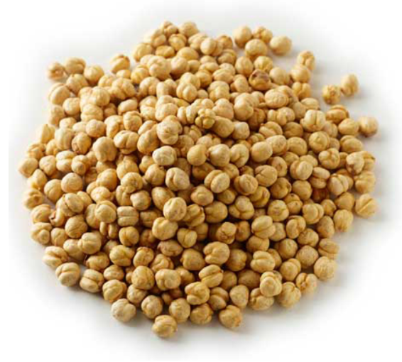 Roasted Salted Chickpeas - 500g