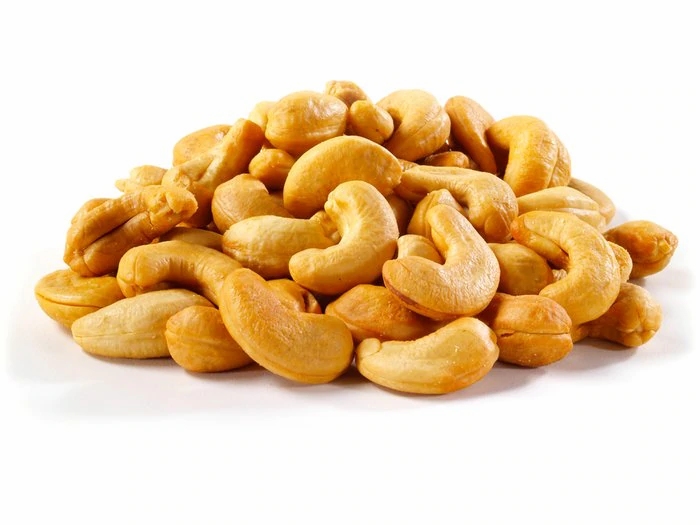 Organic Roasted Unsalted Cashews