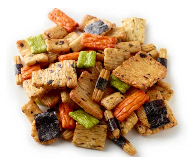 Seaweed Rice Crackers