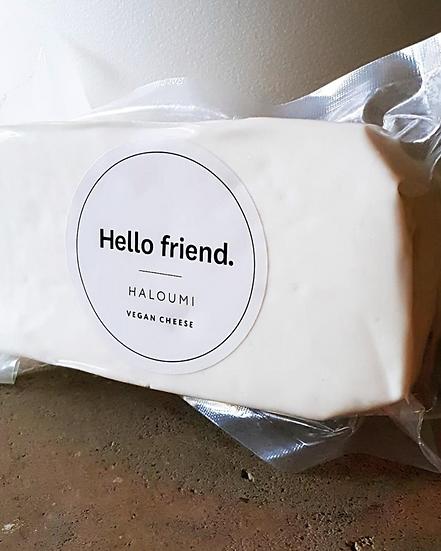 Hello Friends - Haloumi