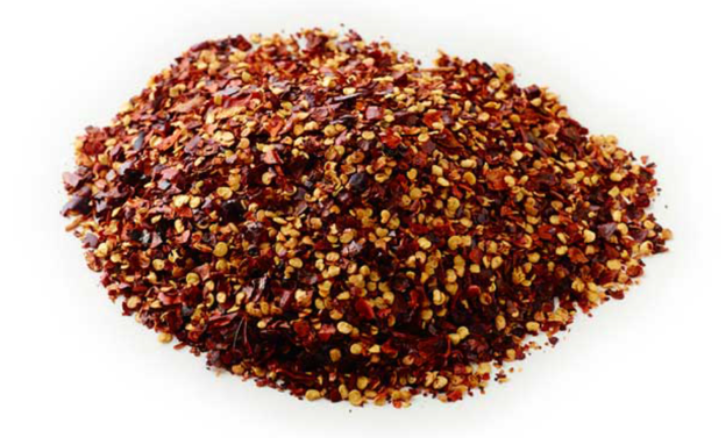 Organic Crushed Hot Chilli - 100g