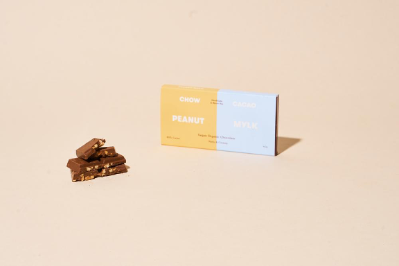 Chow Cacao - Peanut Mylk