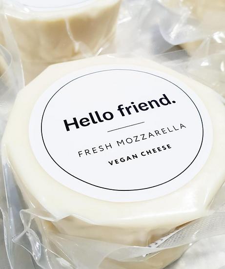 Hello Friends - Fresh Mozzarella