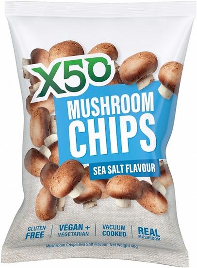 X50 - Mushroom Chips