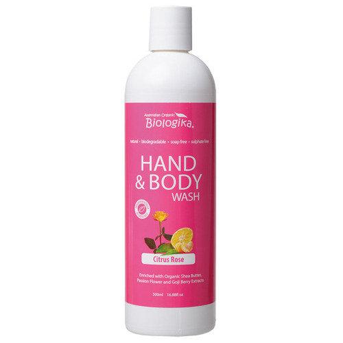 Citrus Rose - Hand & Body Wash