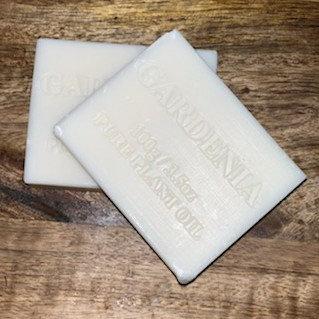 Gardenia Soap Bar