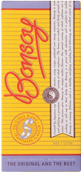 Bonsoy - Soy Milk