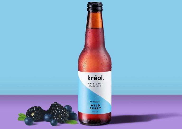 Kréole Prebiotic Sparkling Drink