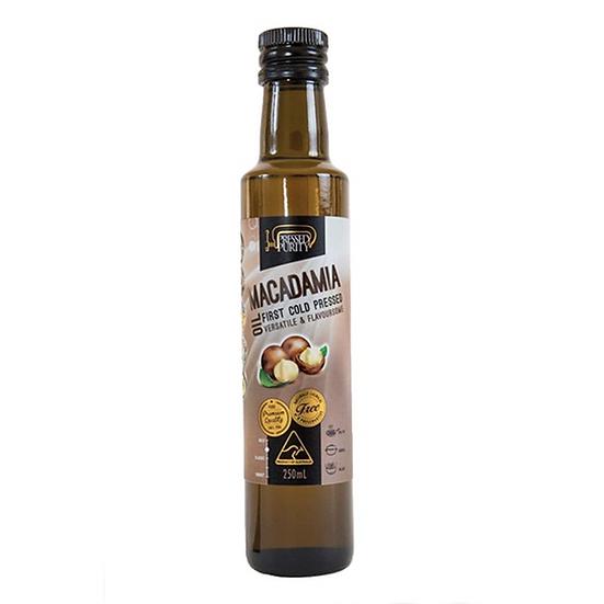Macadamia Oil - 375mL