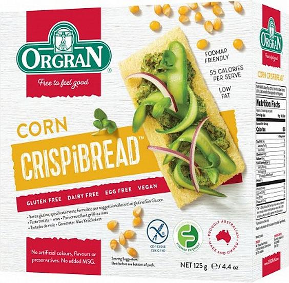 Orgran - Corn Crispibread