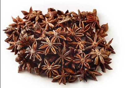 Organic Whole Star Aniseed - 100g