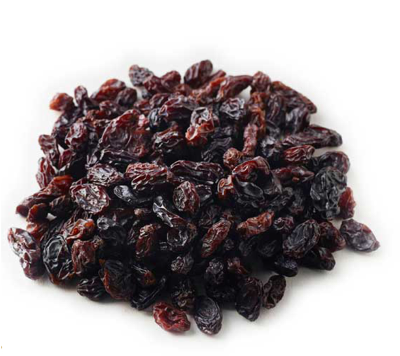 Organic Australian Black Raisins