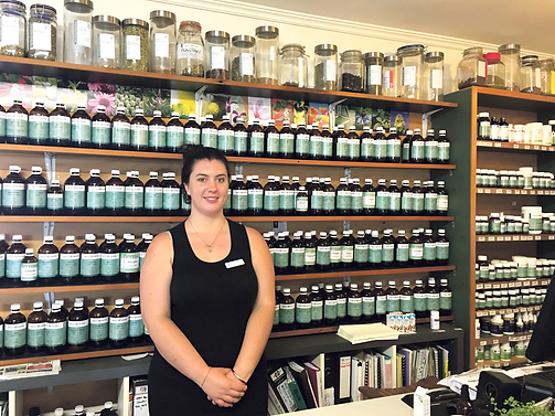 The Herbal Dispensary, Raglan